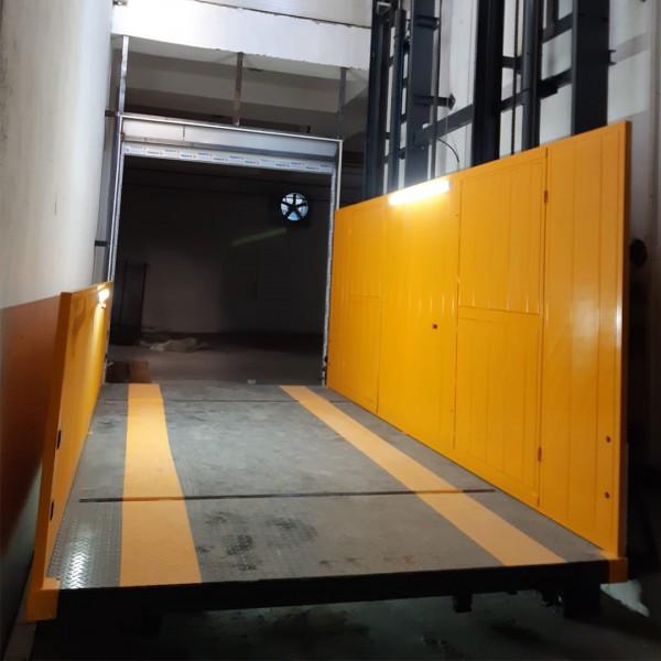 Kolonlu Araç Platformu